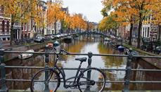 Férias de barco na Holanda