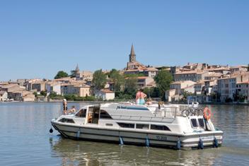 Le Boat, uma empresa líder em férias de barco