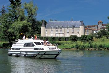 Férias de barco em Charente