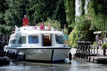 Férias de Barco sem Capitão