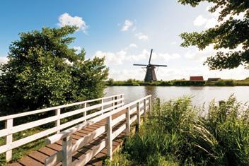 Férias de barco na Holanda, Amsterdã