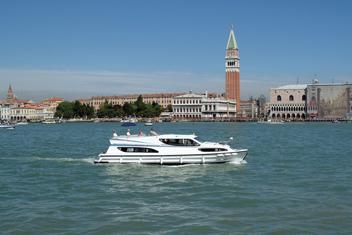 Férias de barco na Itália, Veneza